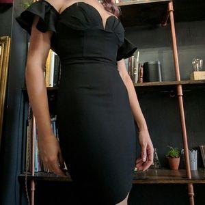 Little Black Dress ' Selfie Leslie dress '